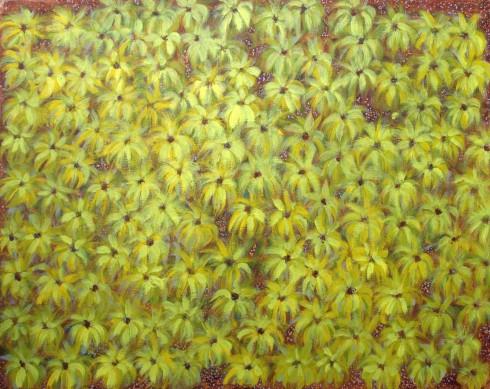 Country Flowers by Barngi Pansy Sambo