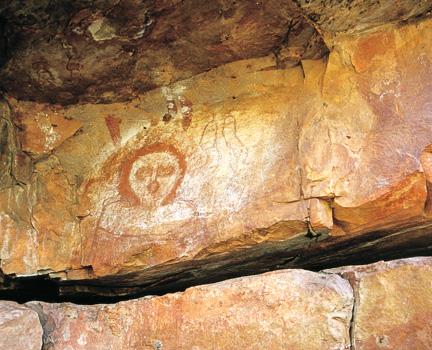 Dating aboriginal rock art
