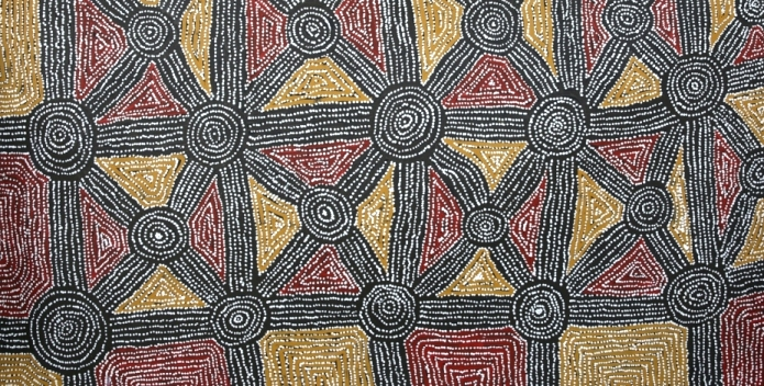 Why Songlines Are Important In Aboriginal Art - Japingka Aboriginal