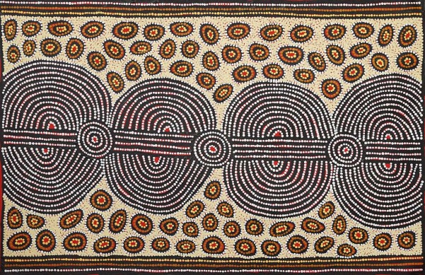 Women's Ceremony by Kim Butler Napurrula