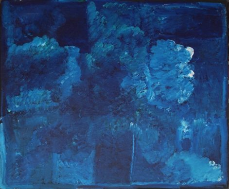 Ingwe – Night at Alhalkere by Kudditji Kngwarreye