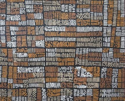 Aboriginal Art - Lorna Ward